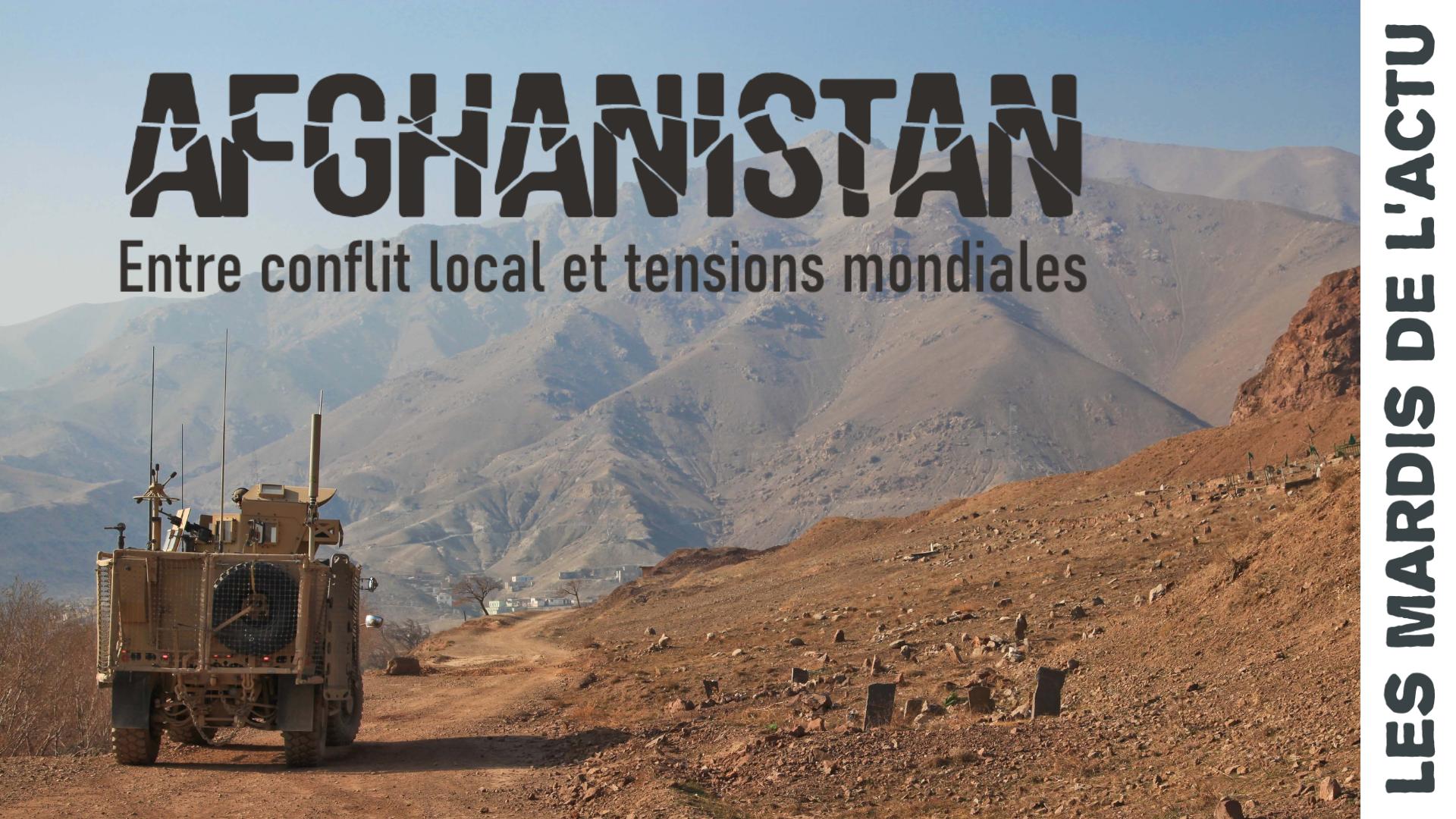 Afghanistan mardis de l actu