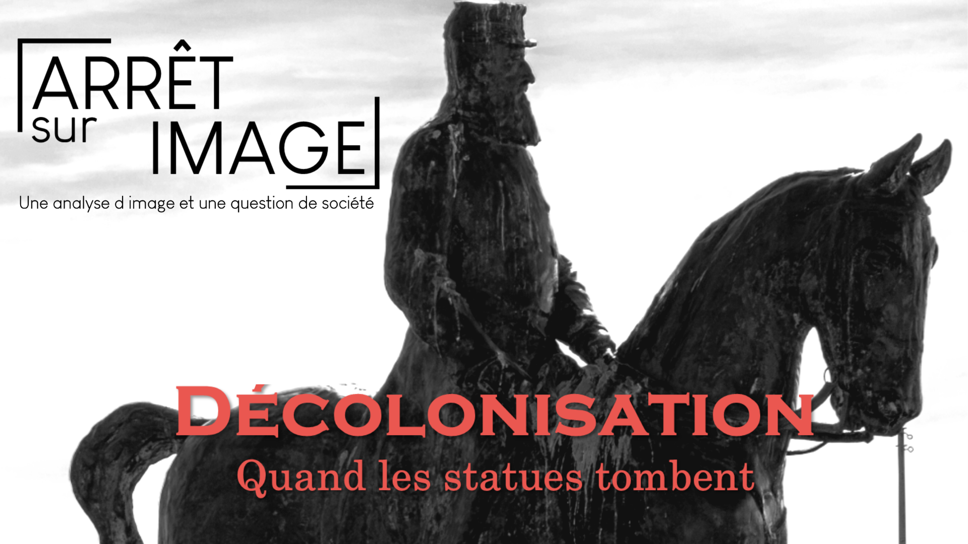 Arret sur image decolonisation