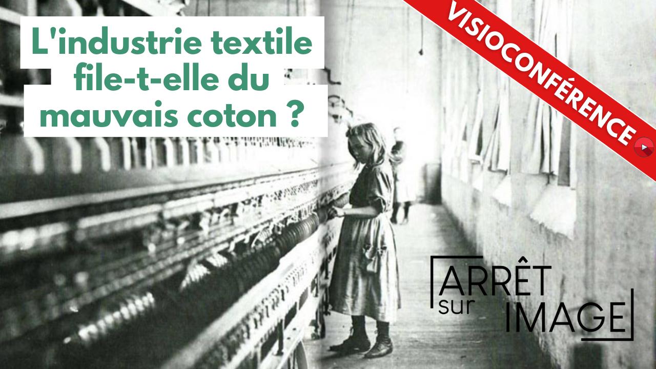 Arret sur image industrie textile