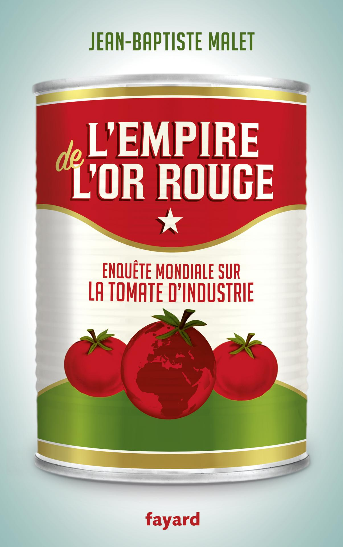 Couv empire or rouge