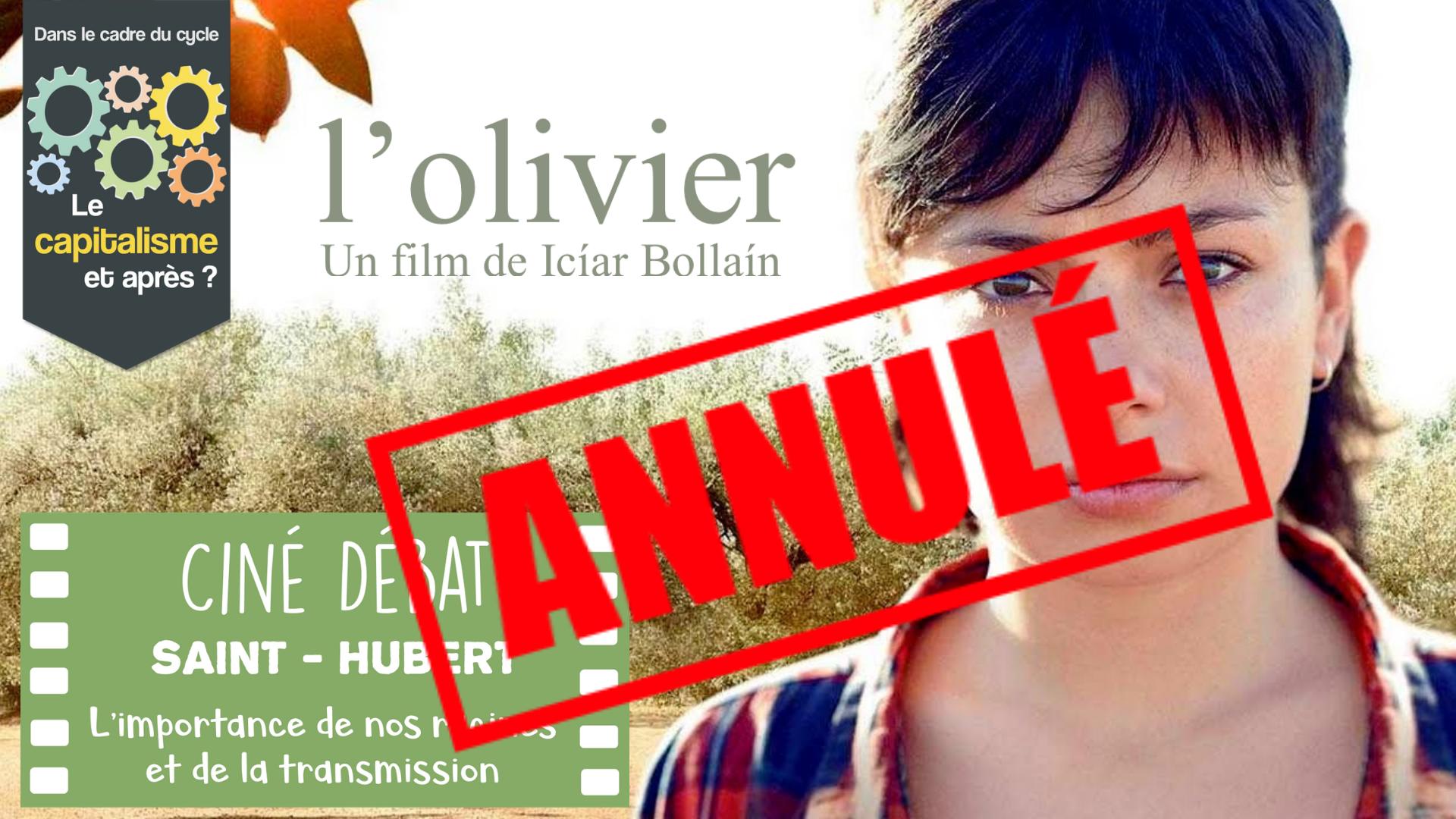 Olivier annule