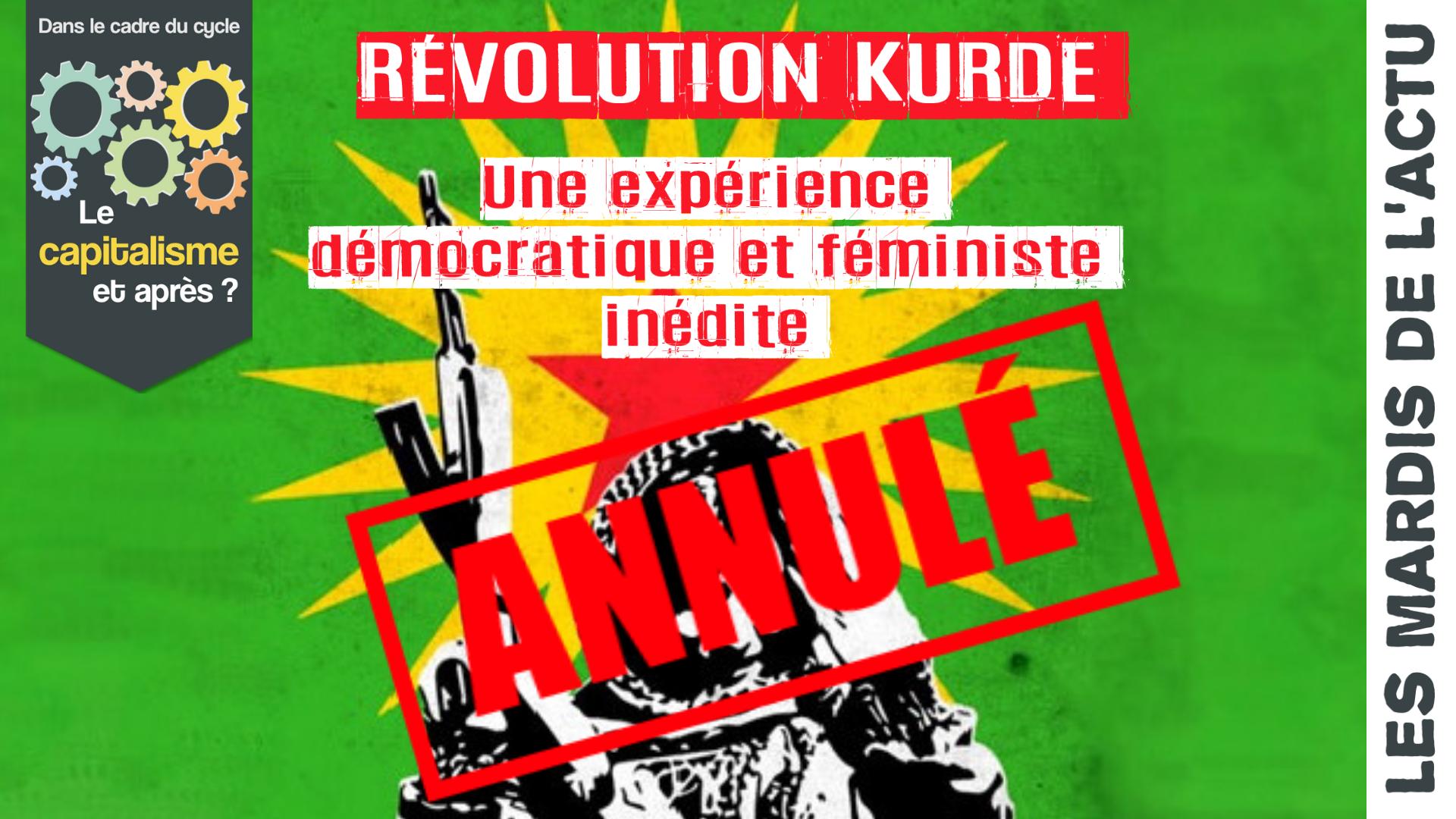Rojava annule
